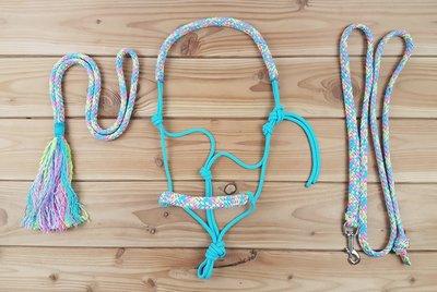 SET - Touwhalster, halstertouw & neckrope