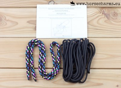 DIY set 'Make your own ropehalter'